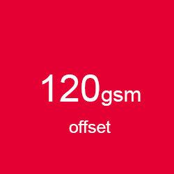 Katalog klejony A4 poziomo offset 120gsm