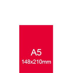 Kataloge geleimt A5 (148x210mm)