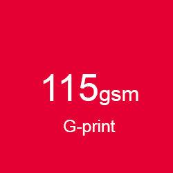 Katalog klejony A4 poziomo G-print 115gsm