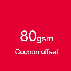 Katalog klejony A5 poziomo cocoon offset 80gsm