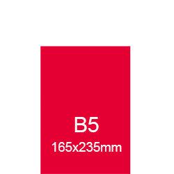Broschüren B5 (165x235mm) hoch