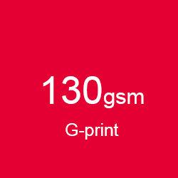 Katalog klejony A5 poziomo G-print 130gsm