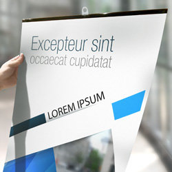 Plakaty listwowane