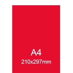 Kataloge geleimt A4 (210x297mm)