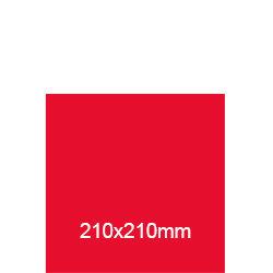 Broschüren Quadrat (210x210mm)