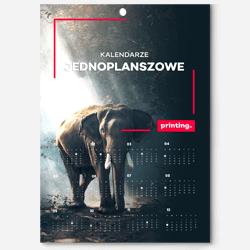 Einblattkalender