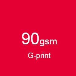 Katalog klejony A5 poziomo G-print 90gsm