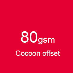 Katalog klejony A4 pionowo cocoon offset 80gsm