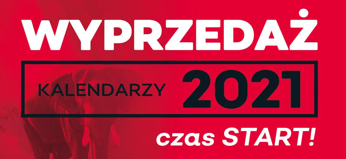 wyprzedaż kalendarzy 2021 printing.pl